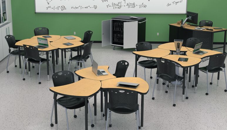 Guide to Selecting The Right Furniture For School